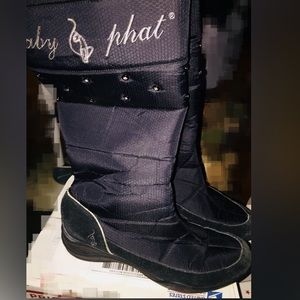 Baby Phat Boots Size 7.5
